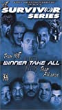 WWF: Survivor Series 2001 - Winner Take All [VHS]