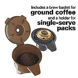 Hamilton Beach FlexBrew Coffee Maker, Single