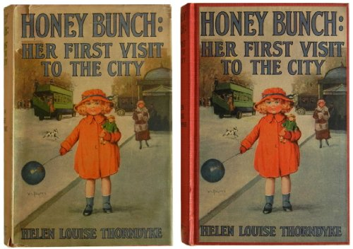 Honey Bunch: Her First Visit to the City (Honey Bunch Her First Visit To The City)
