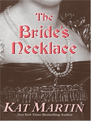 The Bride's Necklace by Thorndike Press