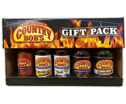 Country Bob Gift Pack (Steak Gift Packs)