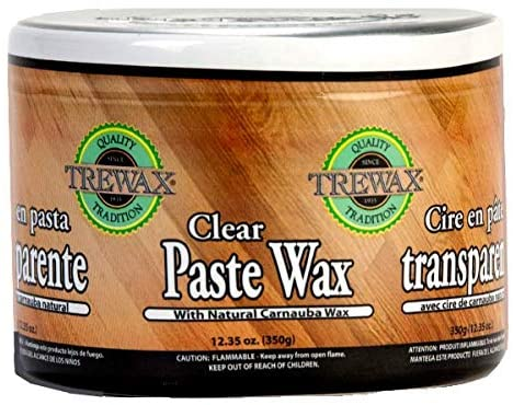 Trewax, Clear, Paste Wax