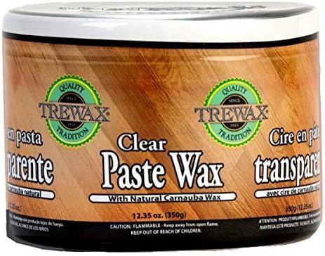 Trewax, Clear, Paste Wax