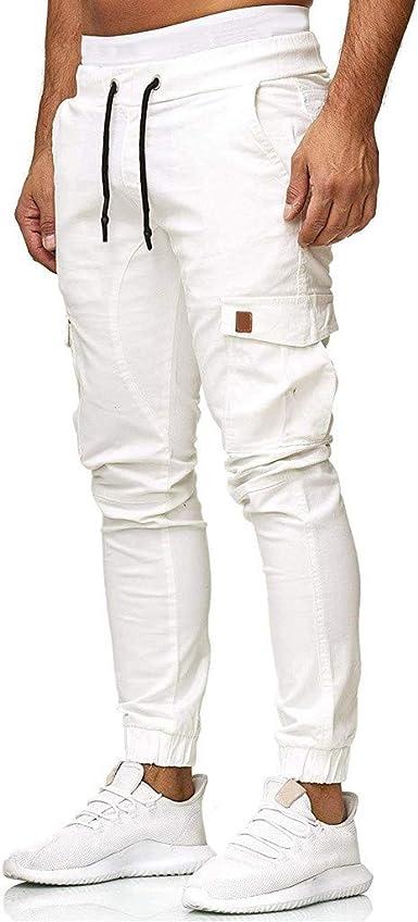 Overdose Pantalones De Hombre Pantalones De Chándal para ...