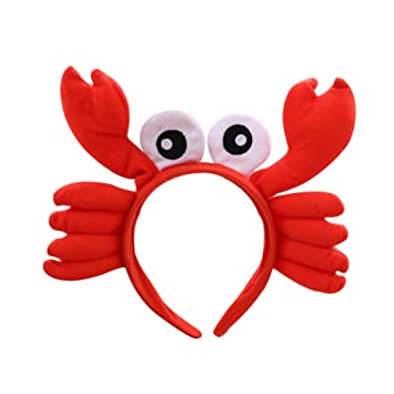 Fancy Dress Lobster Headband