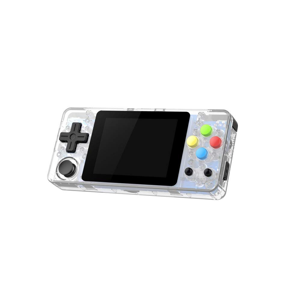 Solovley Handheld Game Console Kids Adults, LDK Game Screen by 2.7 Thumbs Mini Palm Pilot Nostalgia Console Children Retro Console Mini Family TV Video by Solovely (Image #3)