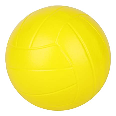 Dellop - Pelota de Voleibol Suave para Principiantes de Espuma ...