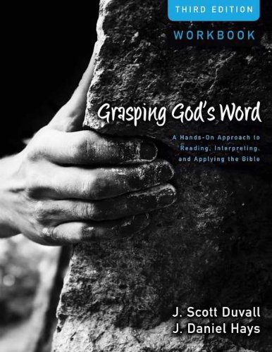 Grasping Gods Word Workbk (Third Edition) PDF