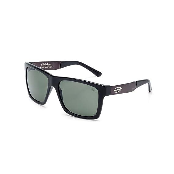 MORMAII Gafas de sol Carlos Burle negro brillo  Amazon.es  Ropa y accesorios f0fd9b56f7