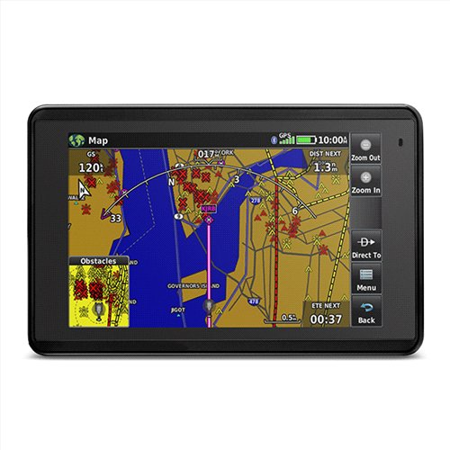 Garmin aera660 Touchscreen Aviation Portable