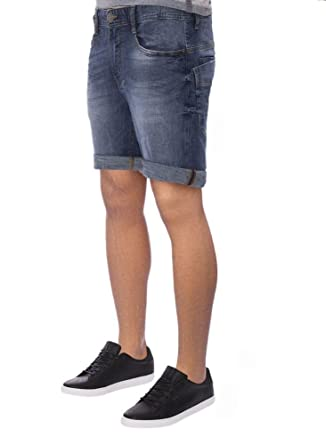 0709c18b5b5883 M.O.D Herren Jeans Shorts Joshua kurze Männer Sommerhose: Amazon.de:  Bekleidung