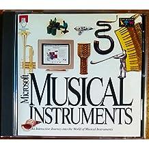 Microsoft Musical Instruments An Interactive Journey 1993 MAC (Jewel Case)