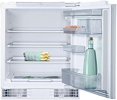 Unterbaukühlschränke  NEFF-1 K4316X5 Unterbau-Kühlschrank KU 215 A / A+ / 82 cm Höhe ...