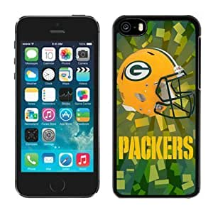 Athletic Apple Iphone 5c Case NFL Green Bay Packers 03 Special Hot Cases
