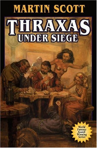 Thraxas Under Siege pdf epub
