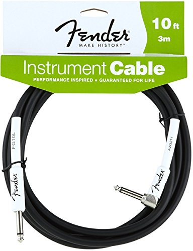 Fender Performance Series Instrument Cables  for electric gu