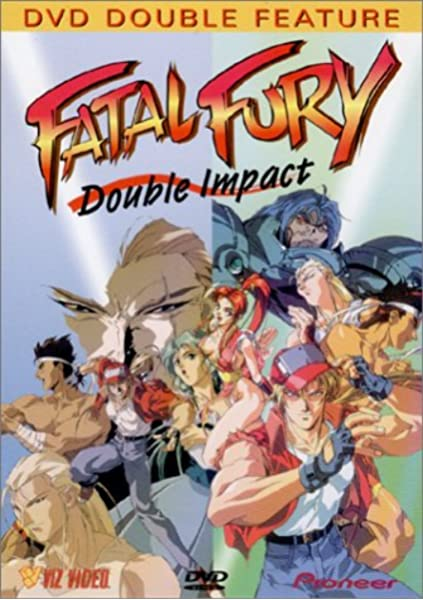 Amazon Com Fatal Fury Ova Double Impact Fatal Fury Movies Tv