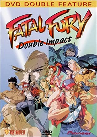 Amazon com: Fatal Fury OVA - Double Impact: Fatal Fury