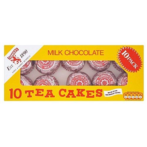 Tea Cakes - 2