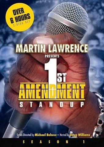 Martin Lawrence Presents - 1st Amendment Standup - Season 1 (Martin Lawrence Comedy Dvd)