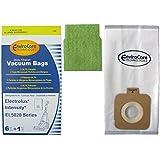 Electrolux Intensity EL5020 EnviroCare Vacuum Cleaner Bags / 6 pack + 1 motor filter - Generic