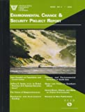 Environmental Change and Security Project Report Issue 9, , 0974591904