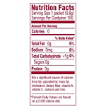 True citrus orange 100 count, red 12 authentic, fresh-squeezed taste without the seeds, mess or waste 1 packet = taste of 1 wedge simple, clean ingredients: no artificial flavors, preservatives & non-gmo