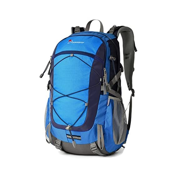 MOUNTAINTOP 40L Hiking Backpack for Outdoor Camping 1 Features