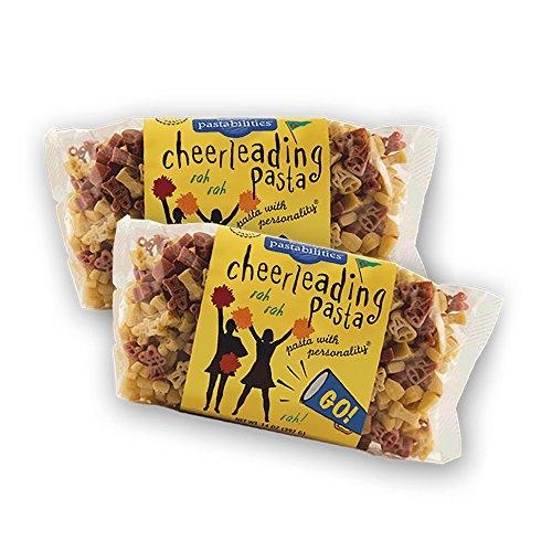 - Pastabilities - Cheerleading Pasta - 14 oz. (Pack of 2)
