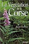 La végétation de la Corse par Gamisans