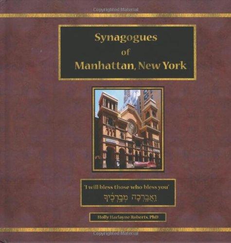 Read Online Synagogues of Manhattan, New York ebook