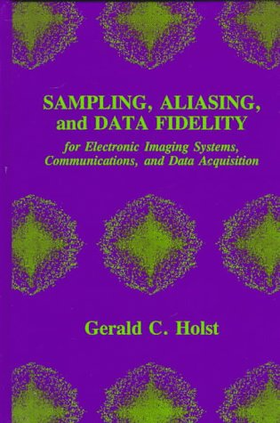 Sampling, Aliasing, and Data Fidelity for Electronic Imaging Systems, Communications, and Data Acquisition