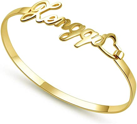 24k Gold Ball Bead Personalized bracelets for Adults