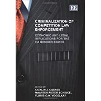 Criminalization of Competition Law Enforcement: Economic and Legal Implications for the Eu Member States
