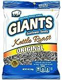 Kettle Roast Salty Sweet Flavored Sunflower Seeds, 12 packs - 5 oz. bags