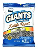 Kettle Roast Salty Sweet Flavored Sunflower Seeds, 12 packs - 5 oz. bags