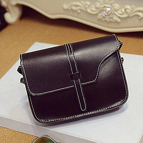 Lamberthcv - Shoulder Bag Dark Brown To Black Women