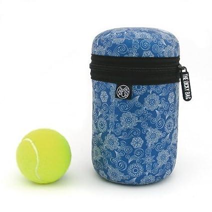 Amazon.com: La bolsa de Dicky extragrande azul de la flor ...