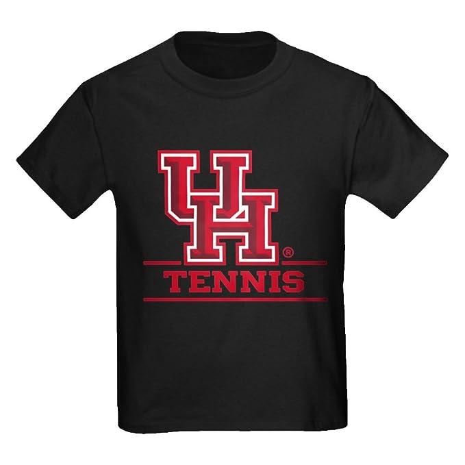 5628b382e1 Amazon.com: CafePress - UH Tennis - Kids Cotton T-Shirt: Clothing