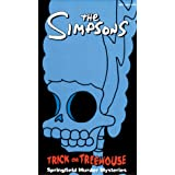 Simpsons - Trick Or Treehouse Vol. 2: Springfield Murder Mysteries