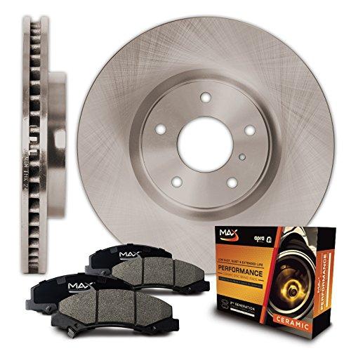 front-premium-oe-blank-rotors-and-ceramic-pads-brake-kit-kt065841-fits-2005-05-2006-06-2007-07-satur