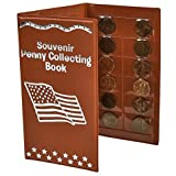 "Rhode Island Novelty Red 3.5"" x 6"" Museum Penny Holder Book One Per Order"