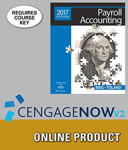 Amazon cengagenowv2 for biegtolands payroll accounting 2017 cengagenowv2 for biegtolands payroll accounting 2017 27th edition fandeluxe Choice Image