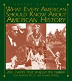 American History 2nd Ed (What Every American Should Know about American History)