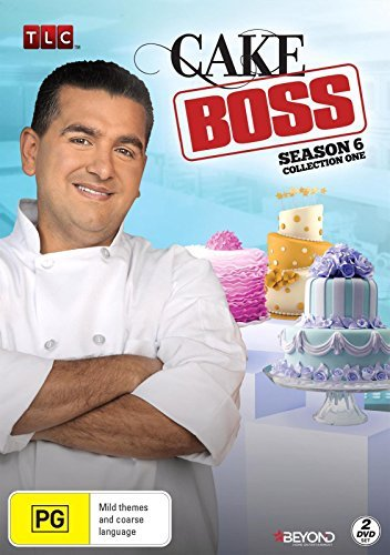cake boss season 1 dvd - 9