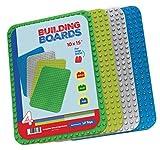 Best Mega Brands Mega Bloks Gift For 2 Year Old Boys - Compatible Baseplates for Large Building Blocks (DUPLO Compatible) Review