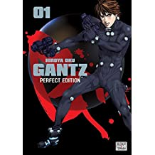GANTZ PERFECT ÉD. T.01