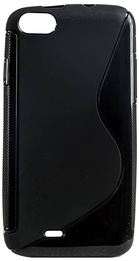 the best attitude 009fd eea19 Micromax D321 Back Cover + Tempered Glass: Amazon.in: Electronics
