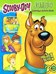 scooby doo coloring book set 2 coloring books - Scooby Doo Coloring Book