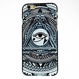 LCJ Aztec Eye in Triangle Hard Case for iPhone 6